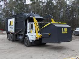 arwood front laod truck